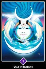 2 - Voz Interior - Arcanos Mayores del Tarot Osho Zen