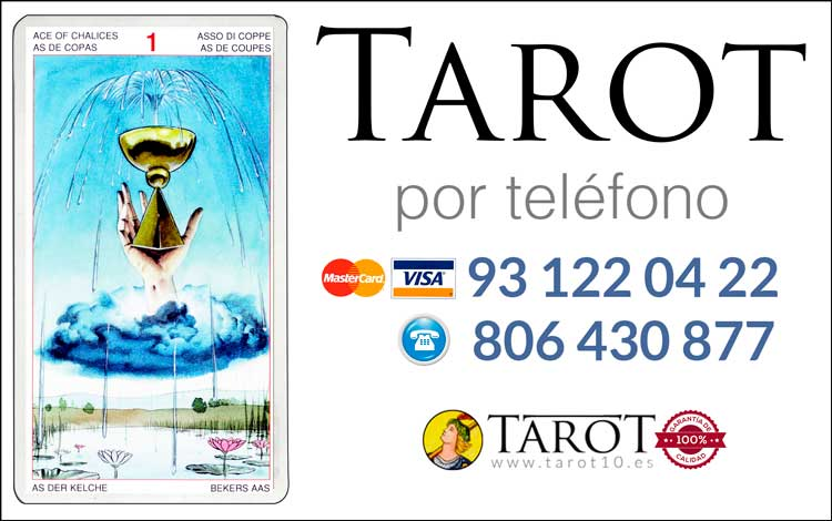 Arcanos Menores del Tarot - Tarot por Telefono