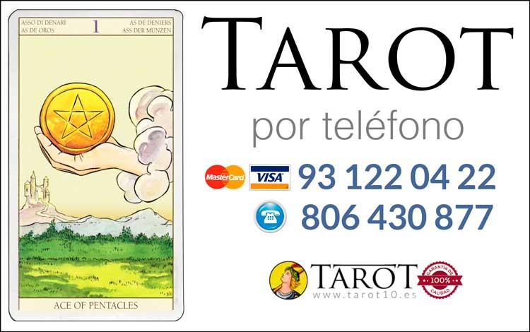 Ases de los Arcanos Menores del Tarot - Tarot por Telefono