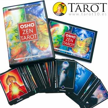 Baraja del Tarot Osho Zen - Tarot10