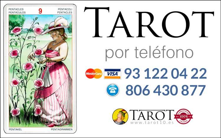 Barajar antes de una tirada de Tarot - Aprender Tarot - Tarot por teléfono