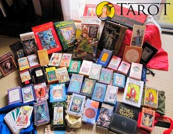 Barajas de Tarot - Aprender Tarot Gratis - Tarot10
