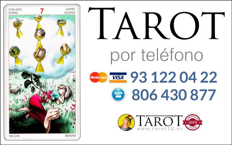 Barajas de Tarot - Aprender Tarot - TArot por Teléfono - Tarot10