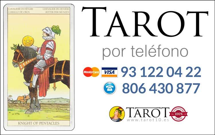 Caballos de los Arcanos Menores del Tarot - Tarot por Teléfono