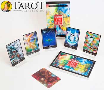 Cartas de los Chakras del Tarot Osho Zen Gratis - Tarot10