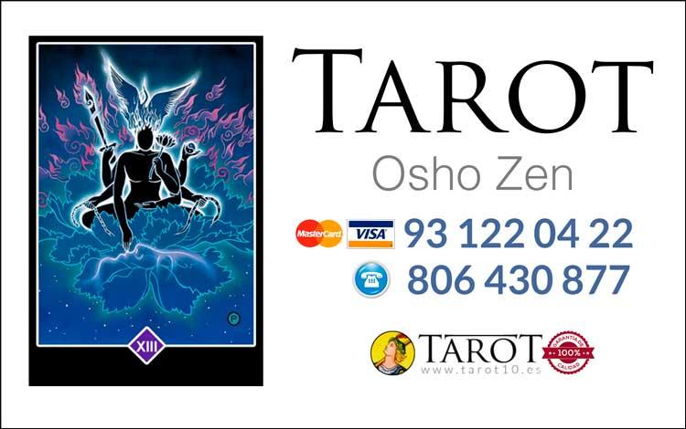 Cartas de los Chakras del Tarot Osho Zen por Teléfono - Tarot10