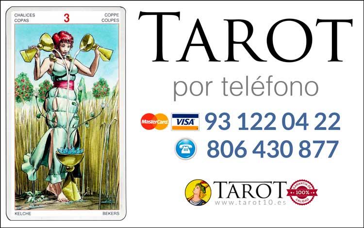 Cartas del Tarot - Aprender Tarot - tarot por teléfono - Tarot10