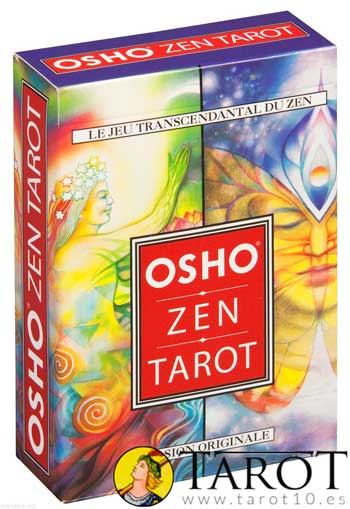 Cartas del Tarot Osho Zen - Tarot10