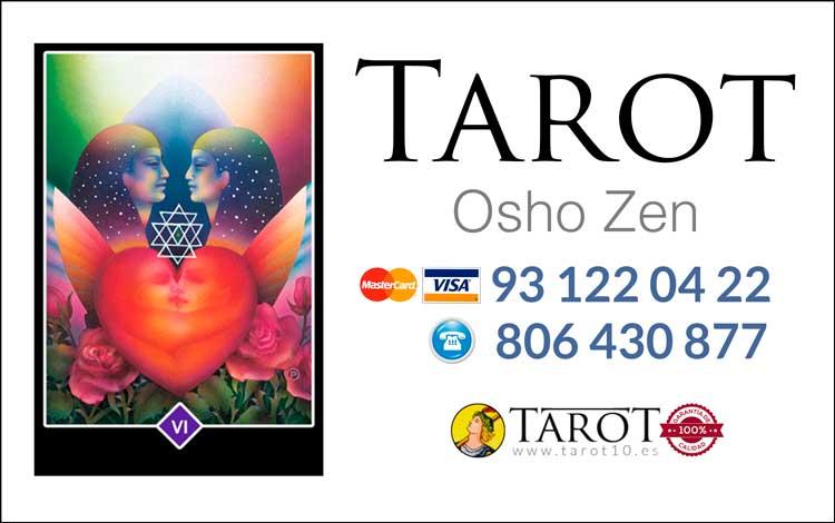 Cartas del Tarot Osho Zen por Teléfono - Tarot10