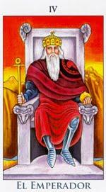 El Emperador - Arcanos Mayores del Tarot - Radiant