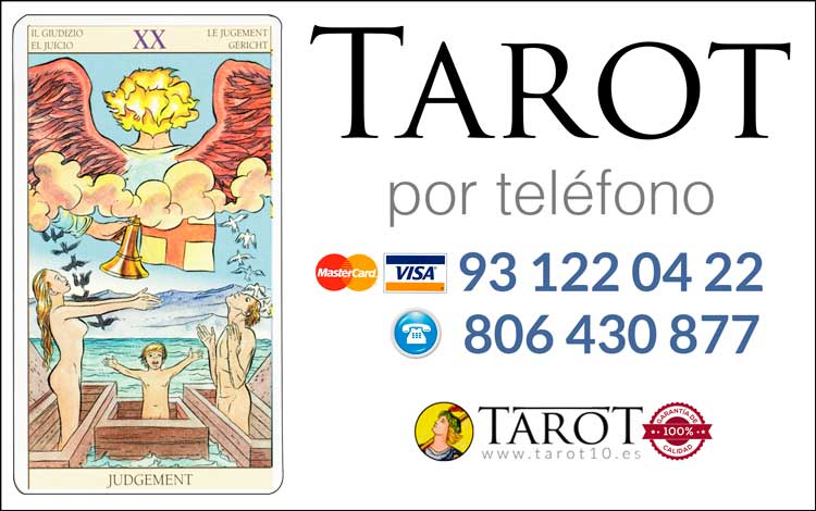 El Juicio - Arcanos Mayores - Tarot por Teléfono