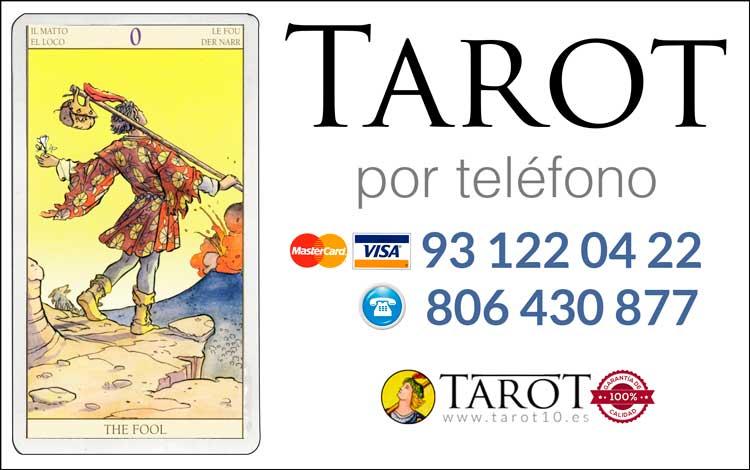El Loco - Arcanos Mayores - Tarot por Telefono