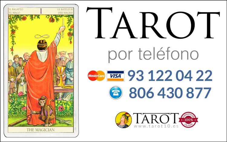 El Mago - Arcanos Mayores - Tarot por Telefono