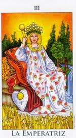 La Emperatriz - Arcanos Mayores del Tarot - Radiant