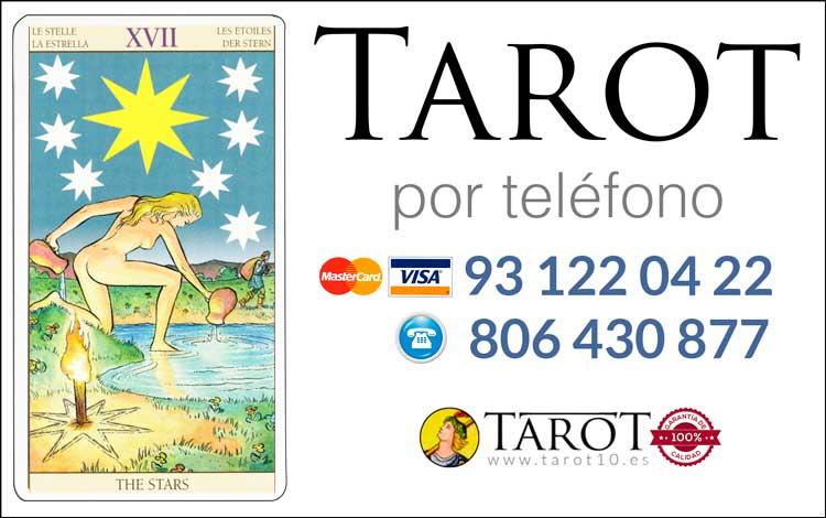 La Estrella - Arcanos Mayores - Tarot por Teléfono