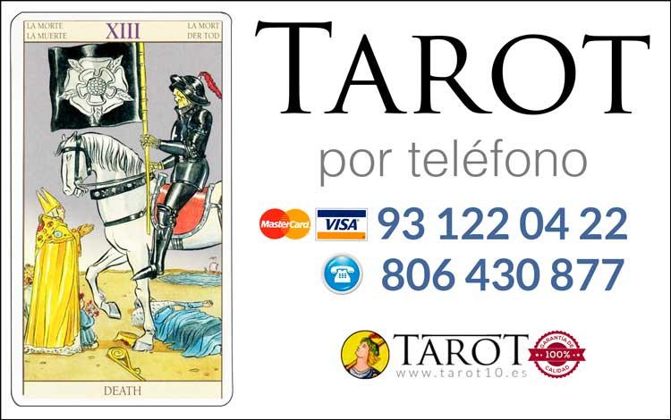 La Muerte - Arcanos Mayores - Tarot por Teléfono