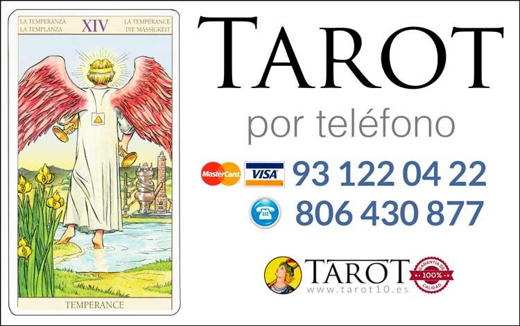 La Templanza - Arcanos Mayores - Tarot por Teléfono