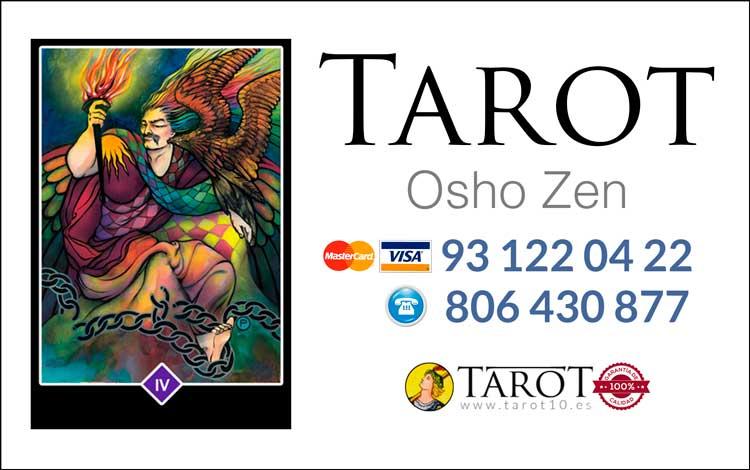 La Vida segun Osho - Tarot Osho Zen por Teléfono - Tarot10