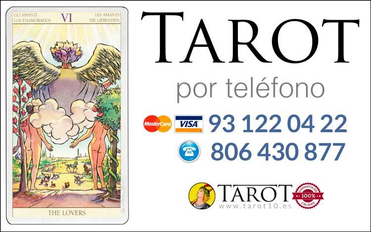 Los Enamorados - Arcanos Mayores - Tarot por Teléfono