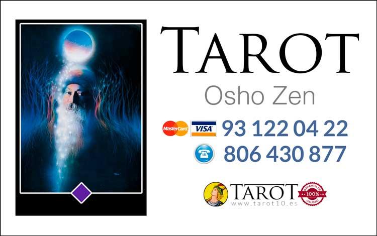 Maestro Osho - Tarot Osho Zen por Teléfono - Tarot10