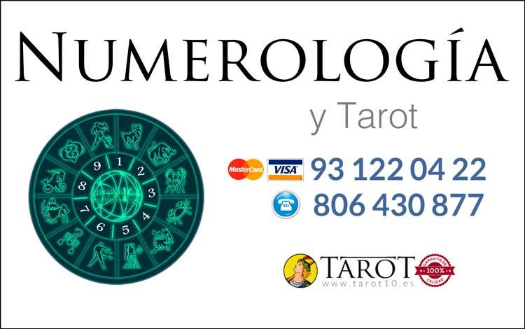 Número 2 - Numerología y Tarot por Teléfono - Tarot10