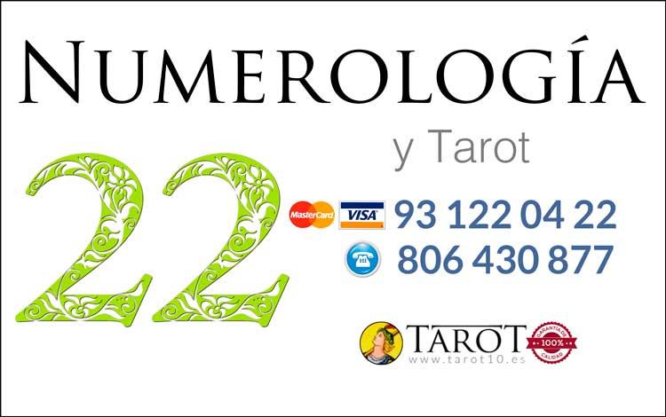 Número 22 - Números Maestros - Numerología y Tarot por Teléfono - Tarot10