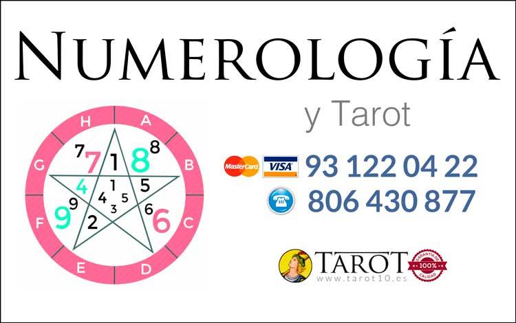 Número 3 - Numerología y Tarot por Teléfono - Tarot10