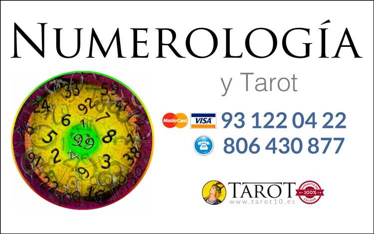 Número 4 - Numerología y Tarot por Teléfono - Tarot10