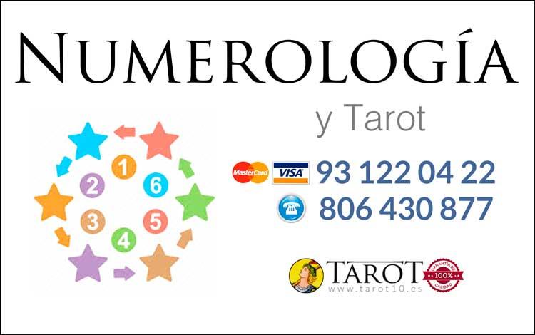 Número 5 - Numerología y Tarot por Teléfono - Tarot10