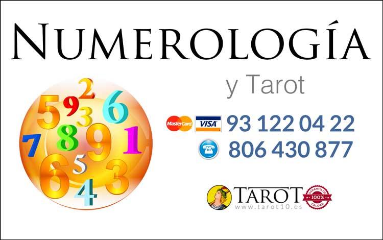 Número 6 - Numerología y Tarot por Teléfono - Tarot10