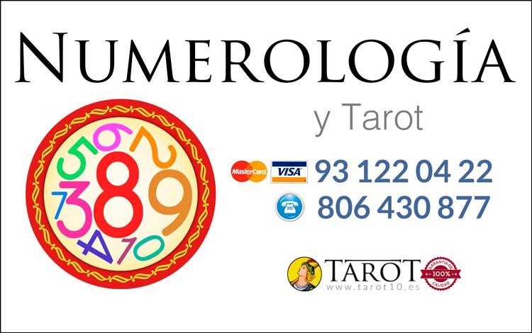 Número 8 - Numerología y Tarot por Teléfono - Tarot10