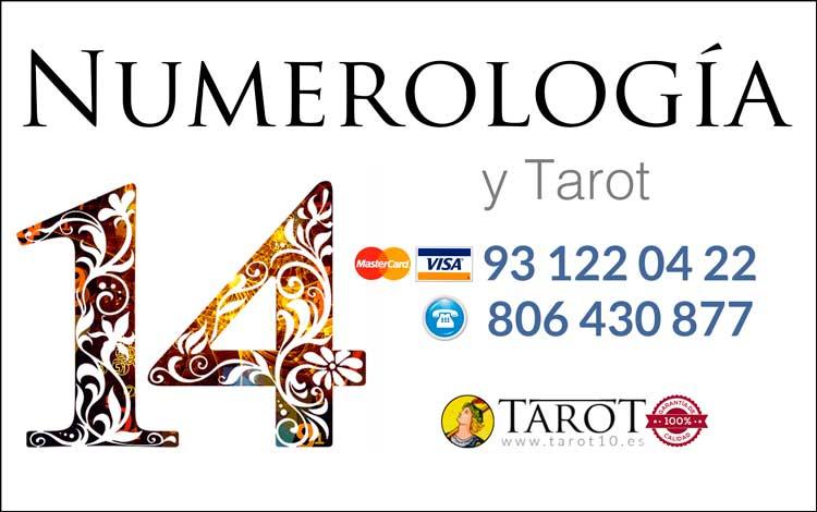 Número Kármico 14 - Números Kármicos - Numerología y Tarot por Teléfono - Tarot10