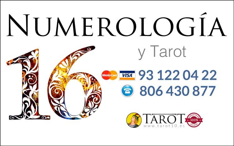 Número Kármico 16 - Números Karmicos - Numerología y Tarot por Teléfono - Tarot10