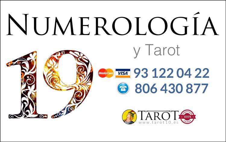 Número Kármico 19 - Números Kármicos - Numerología y Tarot por Teléfono - Tarot10