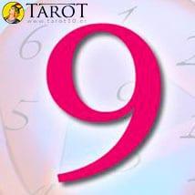 Numerología Nueve - Tarot10