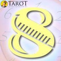 Numerología Ocho - Tarot10