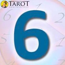 Numerología Seis - Tarot10