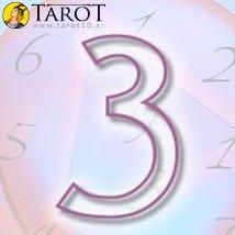 Numerología Tres - Tarot10