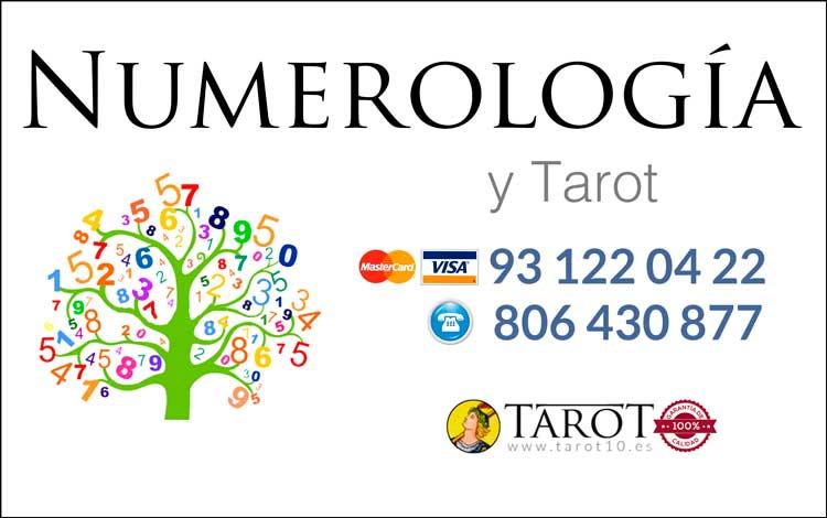 Numerología en Nuestra Vida - Tarot y Numerología por Teléfono - Tarot10