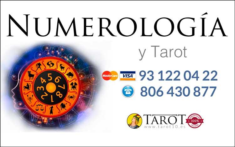Numerologia y Tarot por Telefono - Tarot10