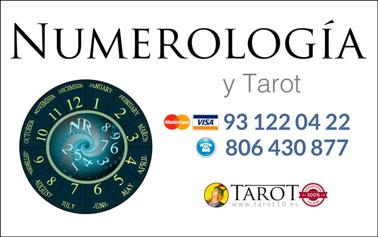 Numerología y tu misión en la Vida - Tarot y Numerología por Teléfono - Tarot10