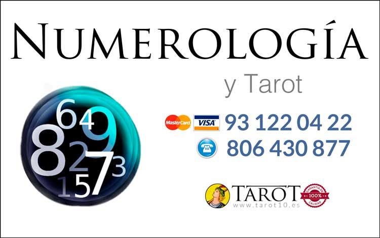 Oráculo Numerológico - Consulta de Numerología y Tarot por teléfono - Tarot10