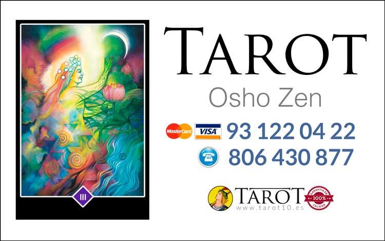 Osho y las Emociones - Tarot Osho Zen por Teléfono - Tarot10