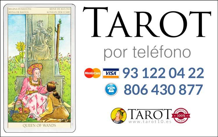 Reinas de los Arcanos Menores del Tarot - Tarot por Teléfono