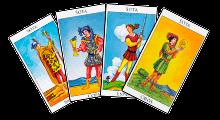 Sotas de los Arcanos Menores del Tarot - GRID