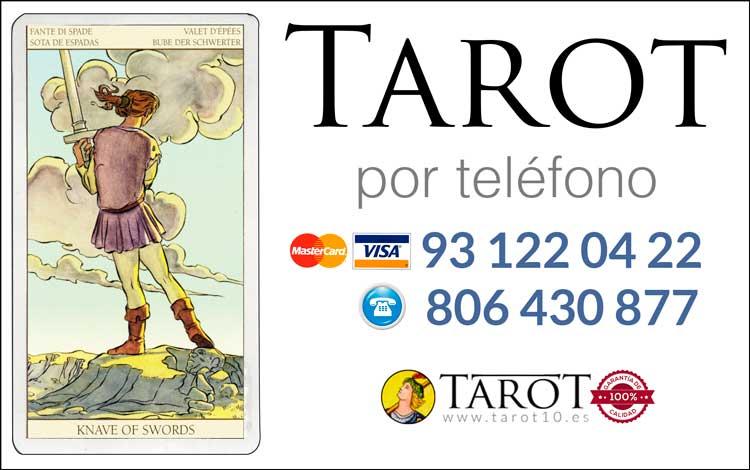 Sotas de los Arcanos Menores del Tarot - Tarot por Teléfono
