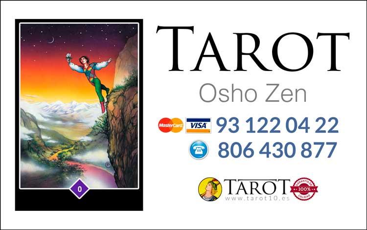 Tarot Osho Zen por Teléfono - Tarot10