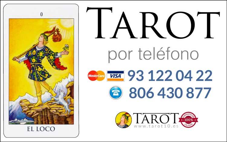 Tarot por teléfono con las mejores tarotistas y videntes - Tarot10