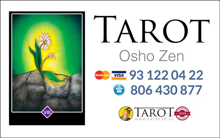 Tirada Antahkarana - Tarot Osho Zen por Teléfono - Tarot10
