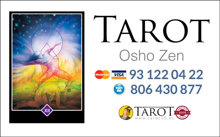 Tirada de Tarot Osho Zen Gratis - Tarot por Teléfono - Tarot10